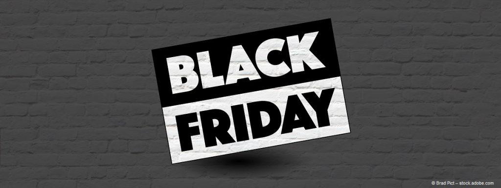 Steigender Umsatz beim Black Friday 2019