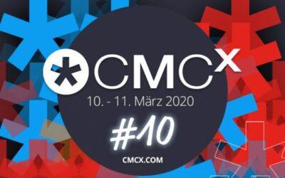 Ab 10.03.2020 auf der CMCX in München – der europäischen Leitveranstaltung für Content-Marketing