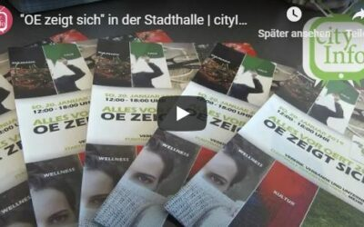 Review zur Messe OE zeigt sich mit Christian Lenner