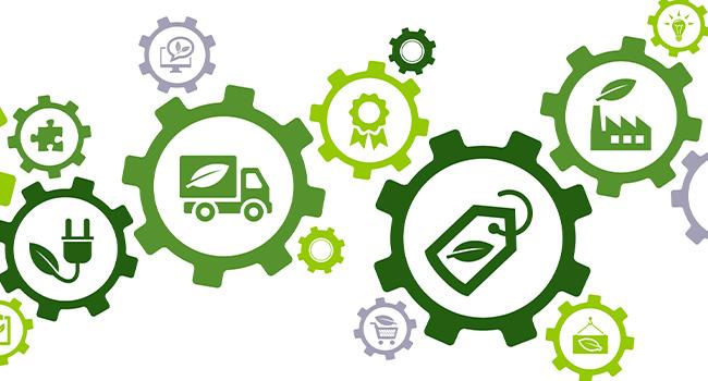 Nachhaltigkeit in unserer Agentur