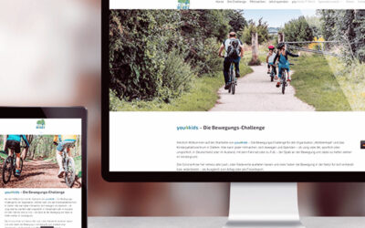 you4kids Challenge – Webseite nun online