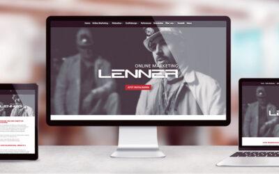 Neue Webseite – neuer Auftritt – gleiche Agentur